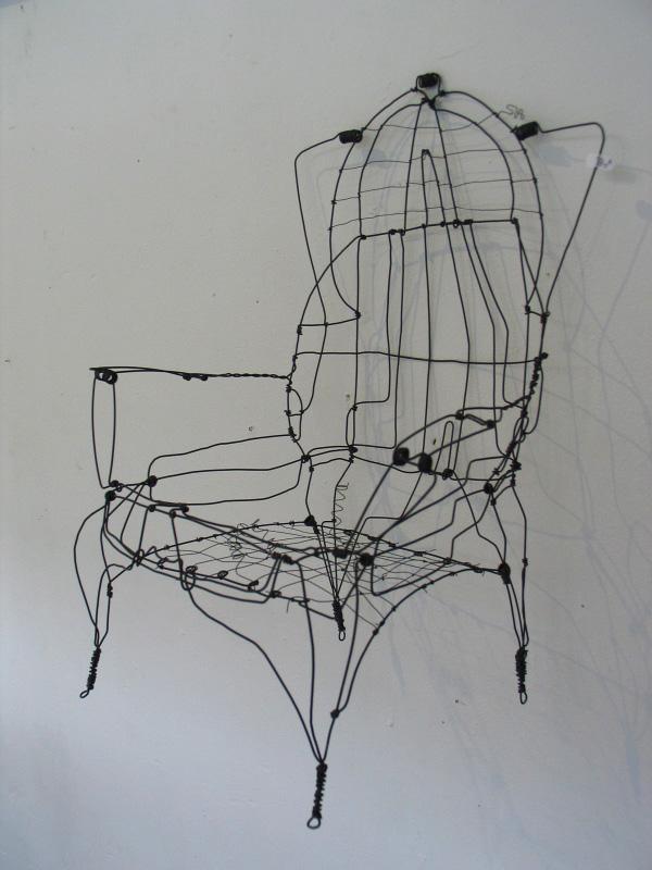 atelier boutic 47 rue froide cartagag 47 - Chaise En Fil De Fer
